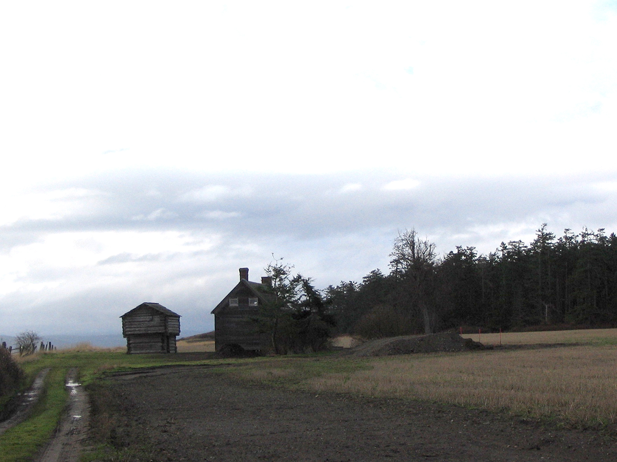 Ebey Family Historic Home