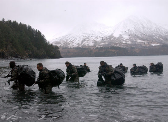 ACTION: Demand comment extension – Navy SEALs Training