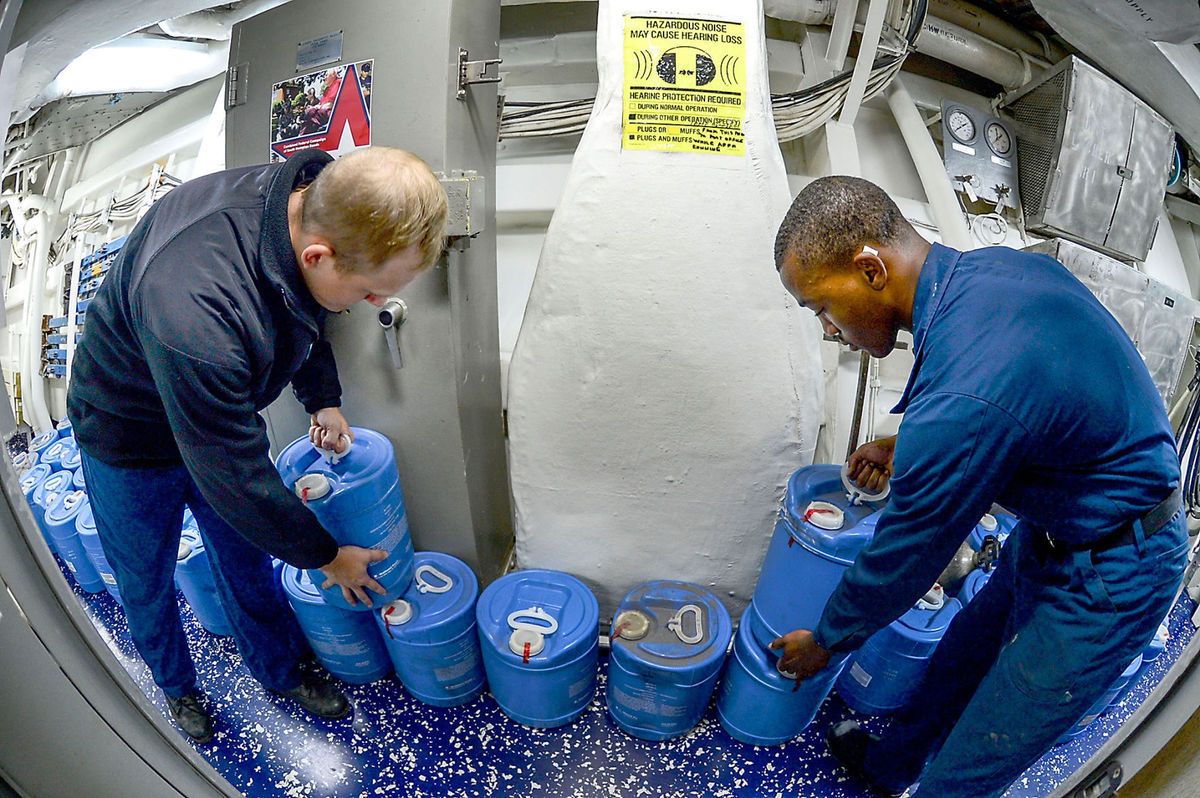 Courier-Times Exposes Water Poisoning Catastrophe