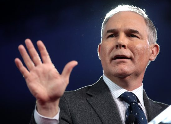 White House and EPA Covering Up Water Pollution Disaster
