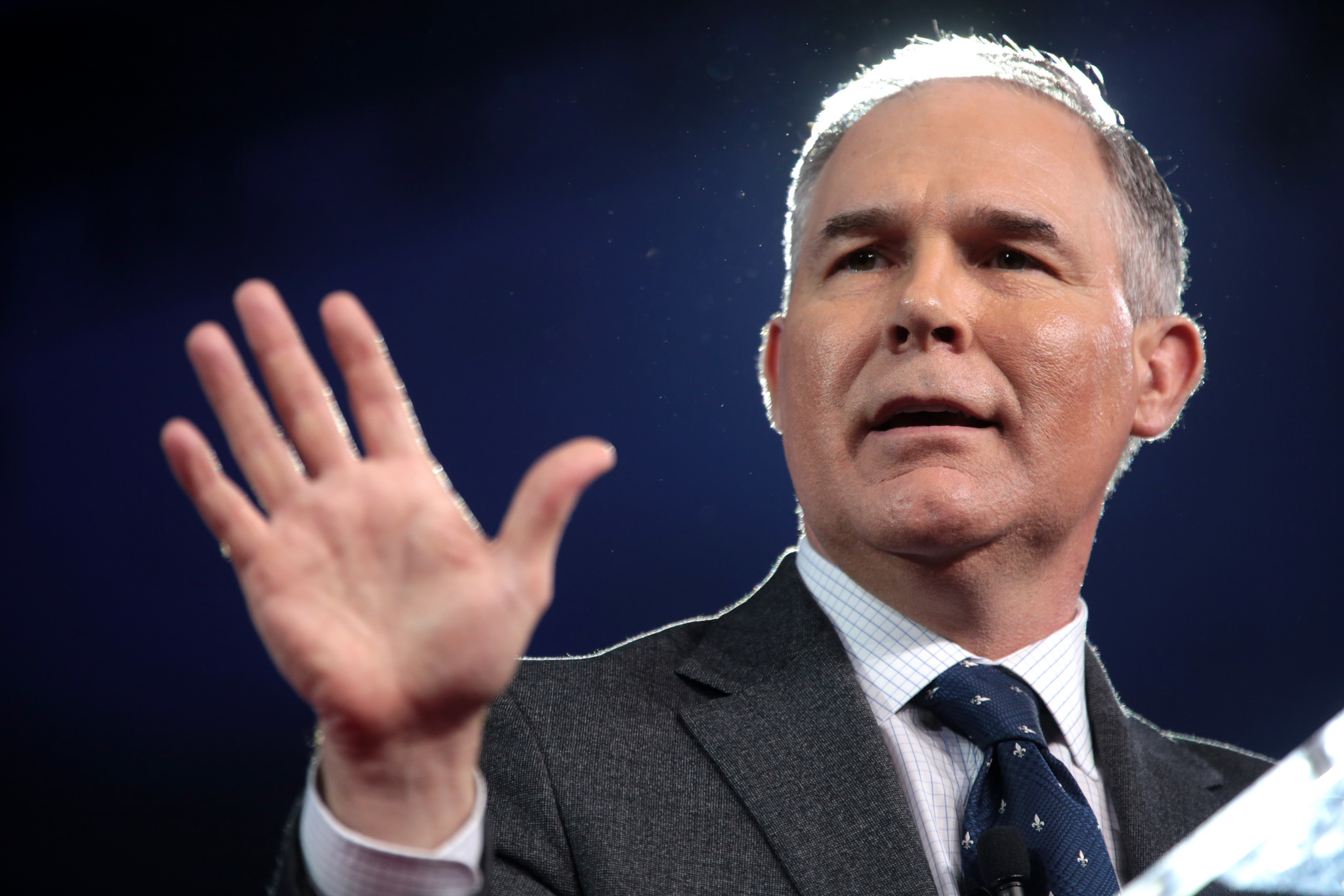 Pruitt - White House and EPA covering up water contamination