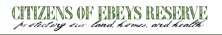 Citizens of Ebeys Reserve